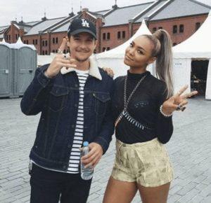 Nekfeu & Crystal Kay au Japon