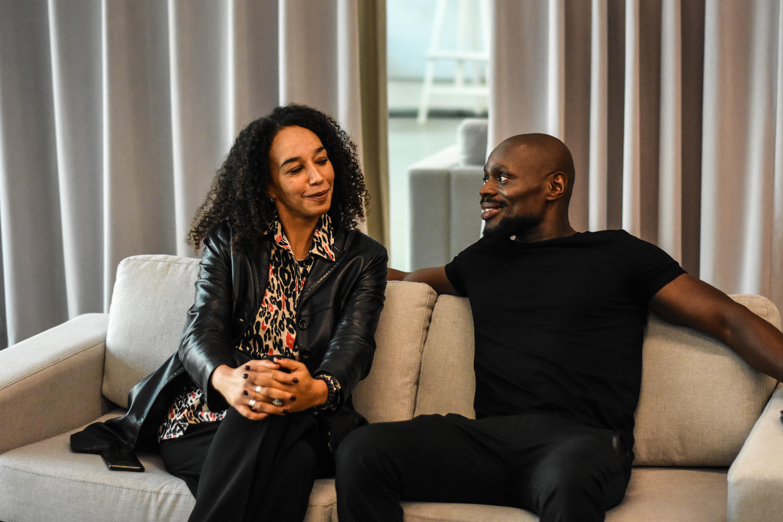 Interview Kery james et Leila