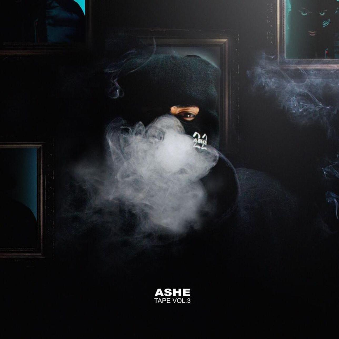 Deux ans après la sortie de la Ashe Tape Vol. 2,ASHE 22 nous présente le volume 3, avec une belle tracklist et deux invités de taille.