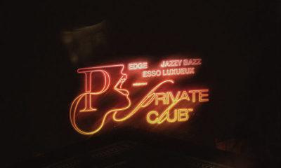 Après trois singles annonçant l'arrivée imminente dePrivate Club,Jazzy Bazz, EDGE et Esso Luxueux nous présentent enfin leur opus.