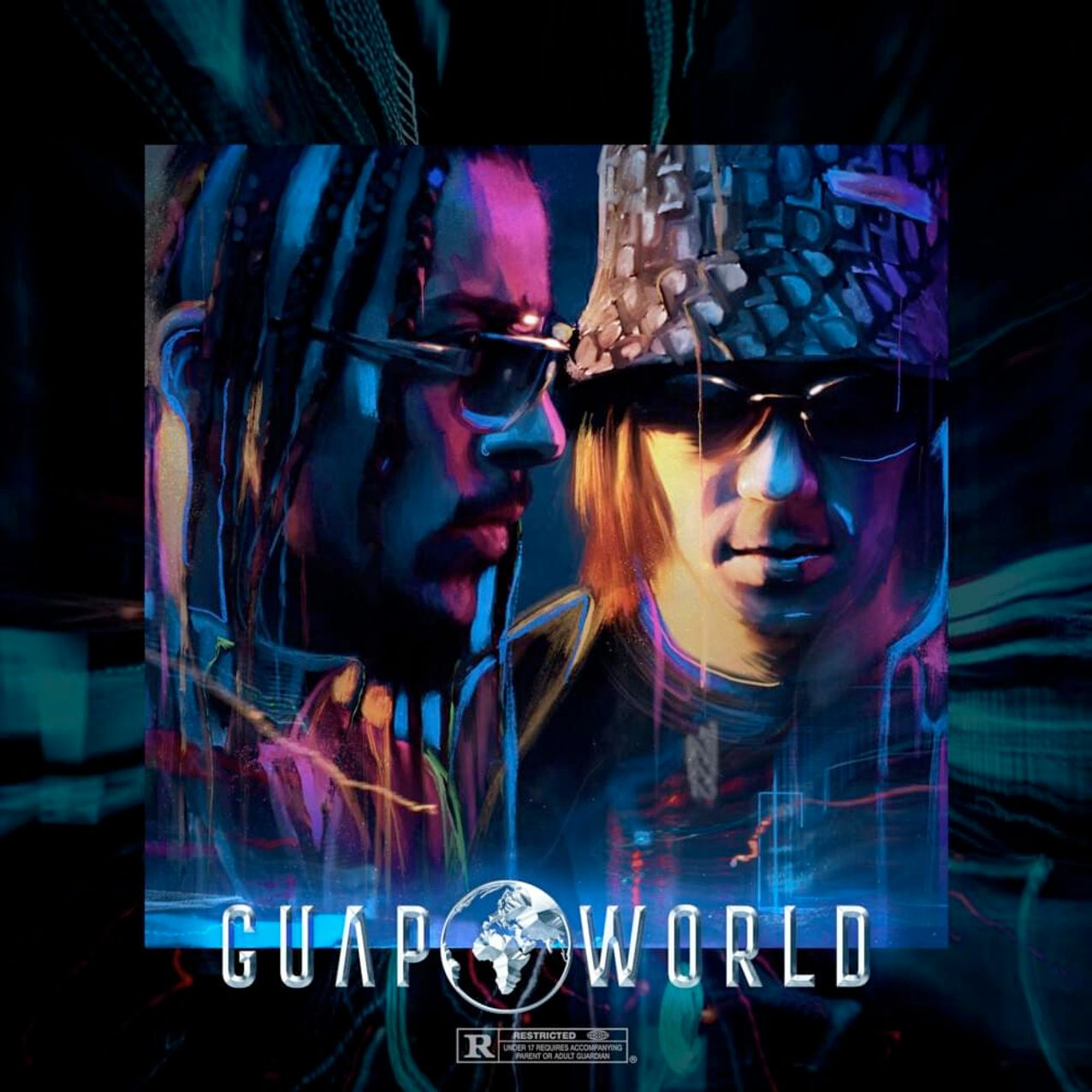 AprèsThank You GodetStreet Quality, F430 nous dévoile leur troisième opus,Guapo World. Parlons de l'album de Jet et Sensei.